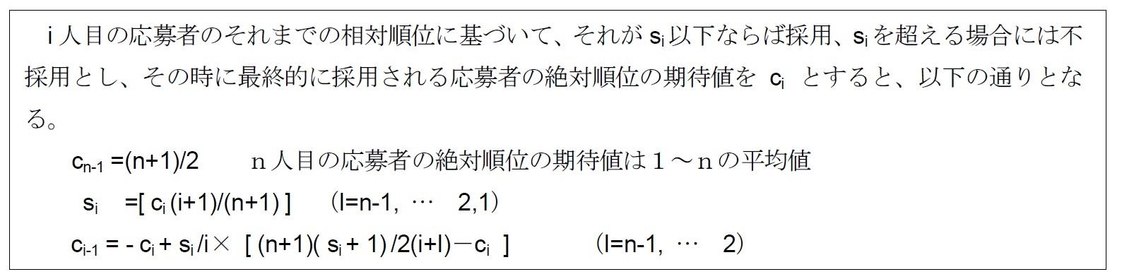 順位最小化問題1