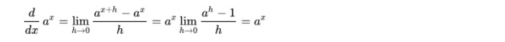 eは以下を満たすような実数a