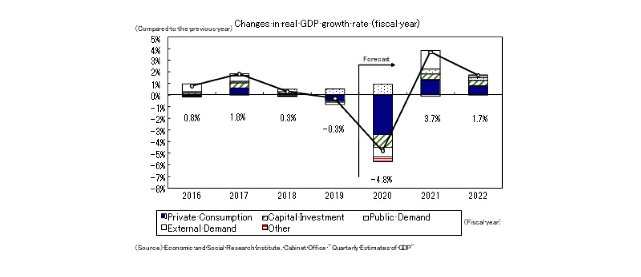 Changes-in-real-GDP-growth-rate-(fiscal-year)